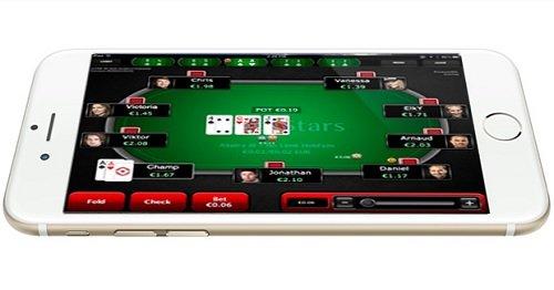 Poker app