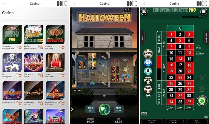 Partypoker casino app