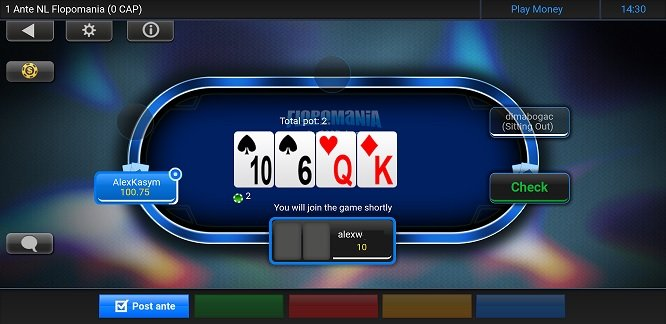 888 poker for iOS