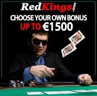RedKings poker offer