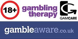 Be Gamble aware
