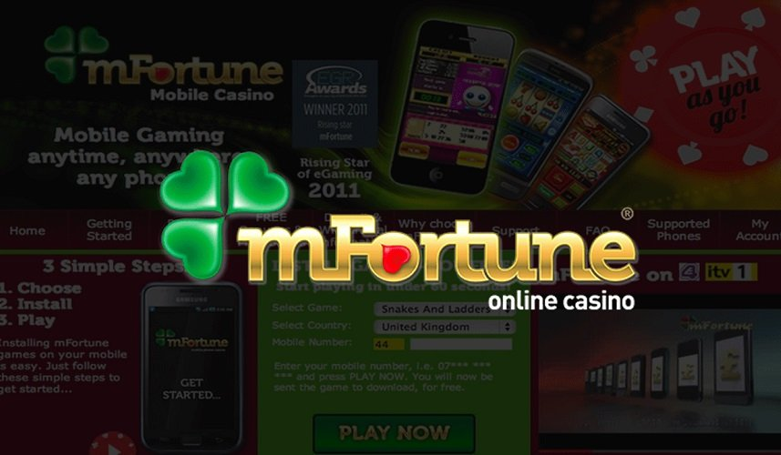 Android poker app by mFortune