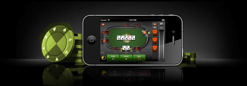 mobile poker applications