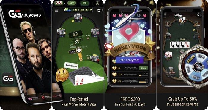 GGPoker app